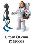 Astronaut Clipart #1690008 by Julos