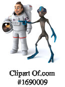 Astronaut Clipart #1690009 by Julos
