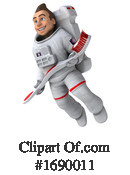 Astronaut Clipart #1690011 by Julos