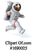 Astronaut Clipart #1690025 by Julos