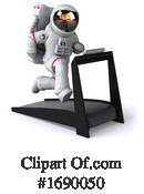Astronaut Clipart #1690050 by Julos