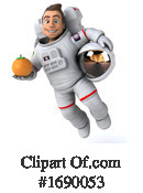Astronaut Clipart #1690053 by Julos