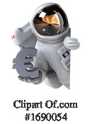 Astronaut Clipart #1690054 by Julos