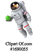 Astronaut Clipart #1690055 by Julos
