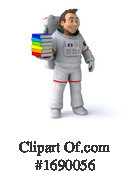 Astronaut Clipart #1690056 by Julos