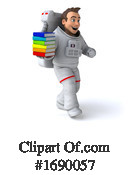 Astronaut Clipart #1690057 by Julos