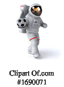 Astronaut Clipart #1690071 by Julos