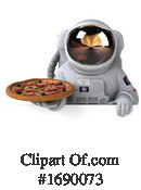 Astronaut Clipart #1690073 by Julos