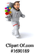 Astronaut Clipart #1690189 by Julos