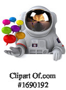 Astronaut Clipart #1690192 by Julos