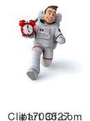 Astronaut Clipart #1703527 by Julos