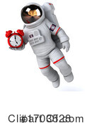Astronaut Clipart #1703528 by Julos