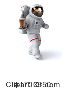 Astronaut Clipart #1703550 by Julos