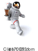 Astronaut Clipart #1703551 by Julos