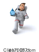 Astronaut Clipart #1703571 by Julos