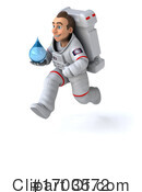 Astronaut Clipart #1703572 by Julos