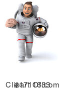 Astronaut Clipart #1711683 by Julos
