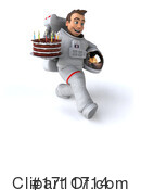 Astronaut Clipart #1711714 by Julos