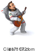 Astronaut Clipart #1711721 by Julos