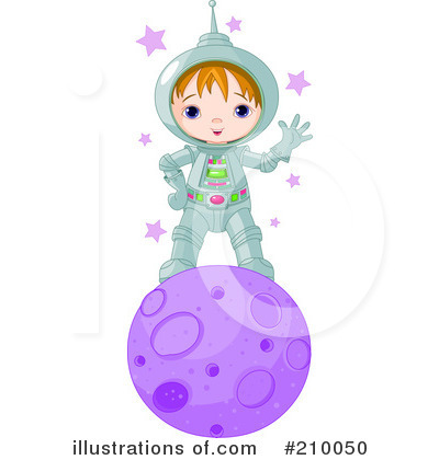 Astronaut Clipart #210050 by Pushkin