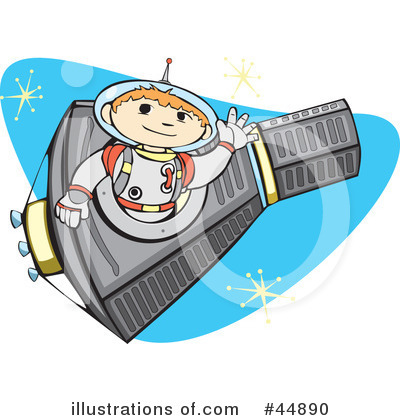 Space Exploration Clipart #44890 by xunantunich