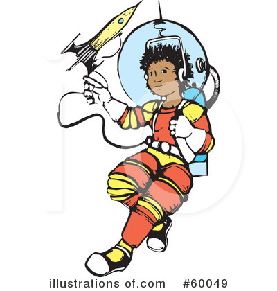 Space Exploration Clipart #60049 by xunantunich