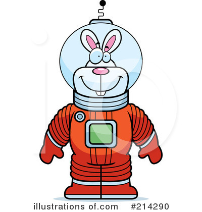 Astronaut Clipart #214290 by Cory Thoman
