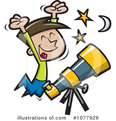 Royalty-Free (RF) Astronomy Clipart Illustration by jtoons - Stock ...