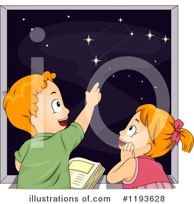 Astronomy Clipart #1193628 by BNP Design Studio