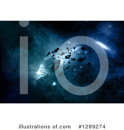 Royalty-Free (RF) Astronomy Clipart Illustration by KJ Pargeter - Stock Sample #1289274