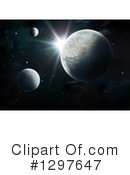 Astronomy Clipart #1297647 by KJ Pargeter