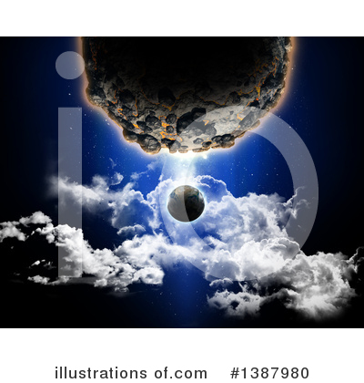 Moon Clipart #1387980 by KJ Pargeter