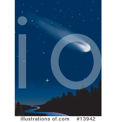 Royalty-Free (RF) Astronomy Clipart Illustration by Rasmussen Images - Stock Sample #13942
