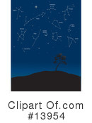 Royalty-Free (RF) Astronomy Clipart Illustration #13954