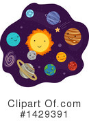 Royalty-Free (RF) Astronomy Clipart Illustration #1429391