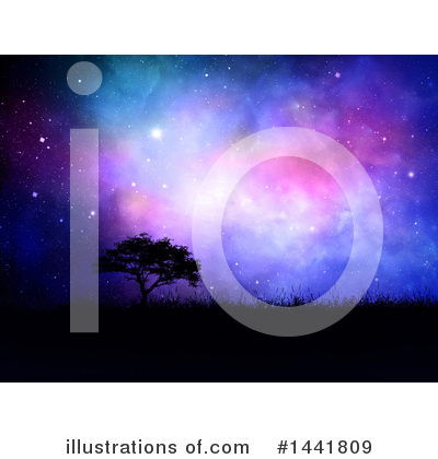 Astronomy Clipart #1441809 by KJ Pargeter