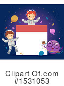 Astronomy Clipart #1531053 by BNP Design Studio