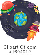 Astronomy Clipart #1604912 by BNP Design Studio