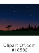 Royalty-Free (RF) Astronomy Clipart Illustration #18582