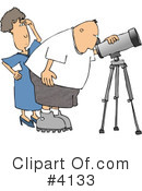 Astronomy Clipart #4133 by djart