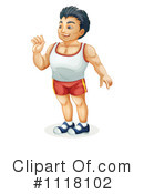 Athlete Clipart #1118102 by Graphics RF
