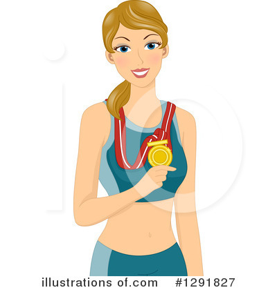 Olympics Clipart #1291827 by BNP Design Studio