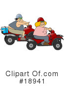 Atv Clipart #18941 by djart