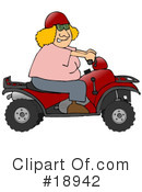 Atv Clipart #18942 by djart