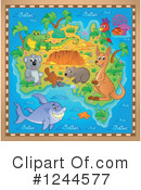 Aussie Animals Clipart #1244577
