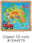 Aussie Animals Clipart #1244579