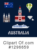 Australia Clipart #1296659 by Vector Tradition SM