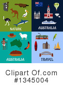 Royalty-Free (RF) Australia Clipart Illustration #1345004