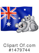 Australian Flag Clipart #1479744 by Graphics RF