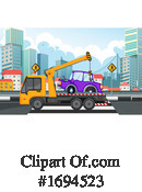 Automobile Clipart #1694523 by Graphics RF